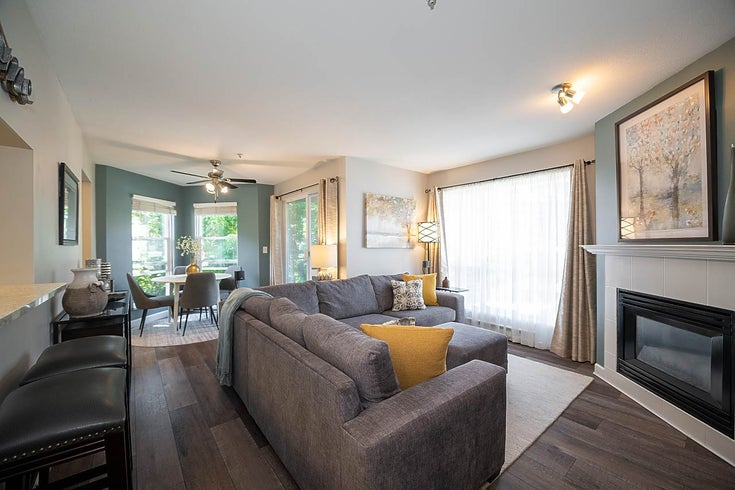 304 2437 WELCHER AVENUE - Central Pt Coquitlam Apartment/Condo for sale, 2 Bedrooms (R2485538)