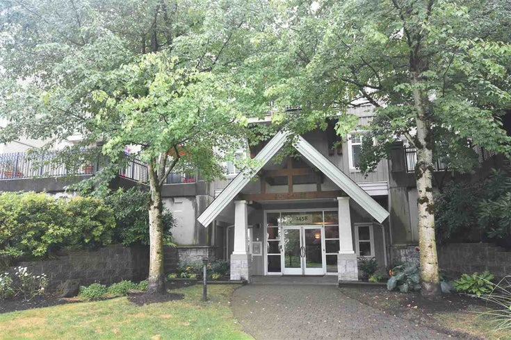 406 1438 PARKWAY BOULEVARD - Westwood Plateau Apartment/Condo for sale, 2 Bedrooms (R2485644)