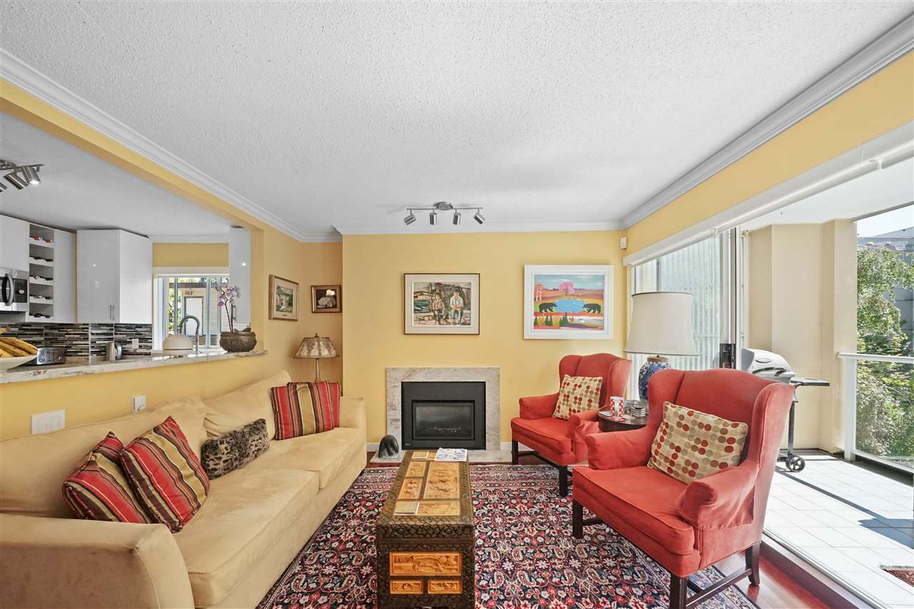 405 1263 BARCLAY STREET - West End VW Apartment/Condo for sale, 2 Bedrooms (R2485733)