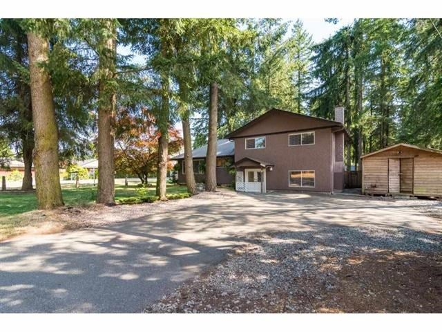 20388 28 AVENUE - Brookswood Langley House/Single Family for sale, 4 Bedrooms (R2485759) - #1