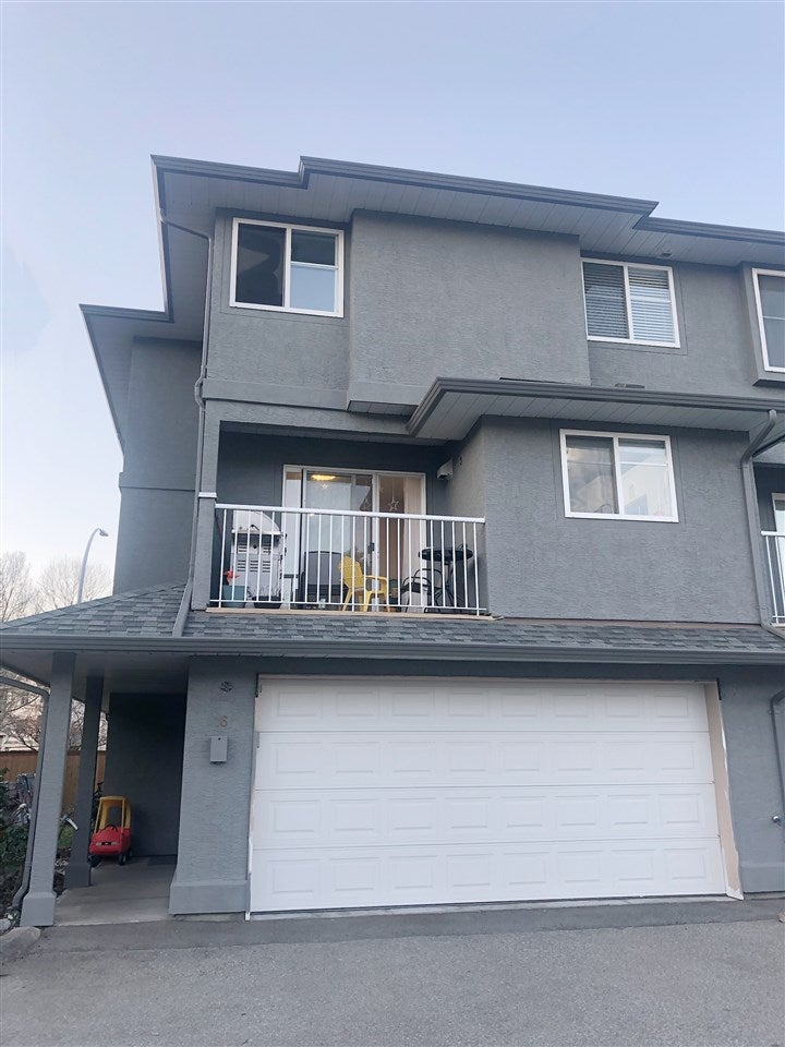 6 2458 PITT RIVER ROAD - Mary Hill Townhouse for sale, 4 Bedrooms (R2485836) - #1