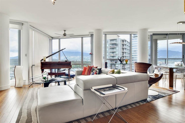 2202 1228 W HASTINGS STREET - Coal Harbour Apartment/Condo for sale, 2 Bedrooms (R2485869)