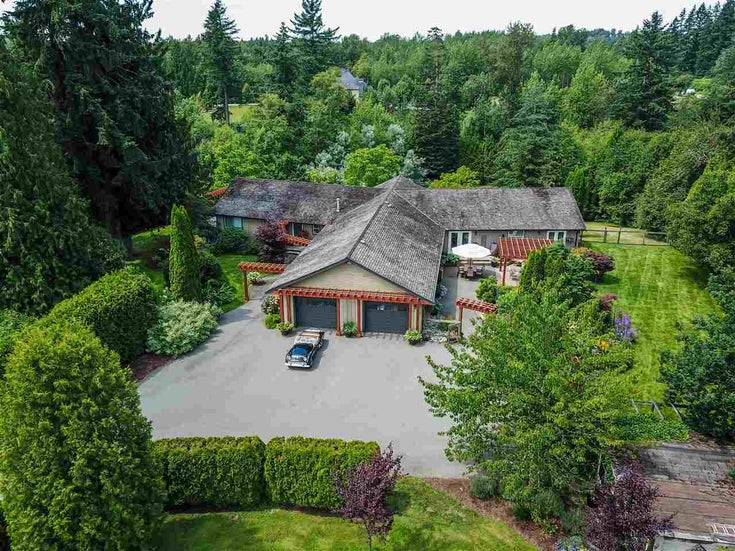 8025 GLOVER ROAD - Fort Langley House with Acreage for sale, 10 Bedrooms (R2485880)