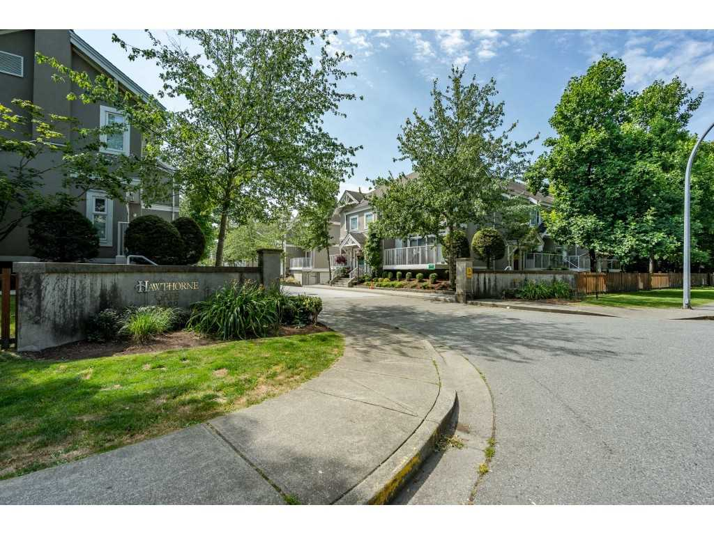 12 2422 HAWTHORNE AVENUE - Central Pt Coquitlam Townhouse for sale, 2 Bedrooms (R2485888) - #1