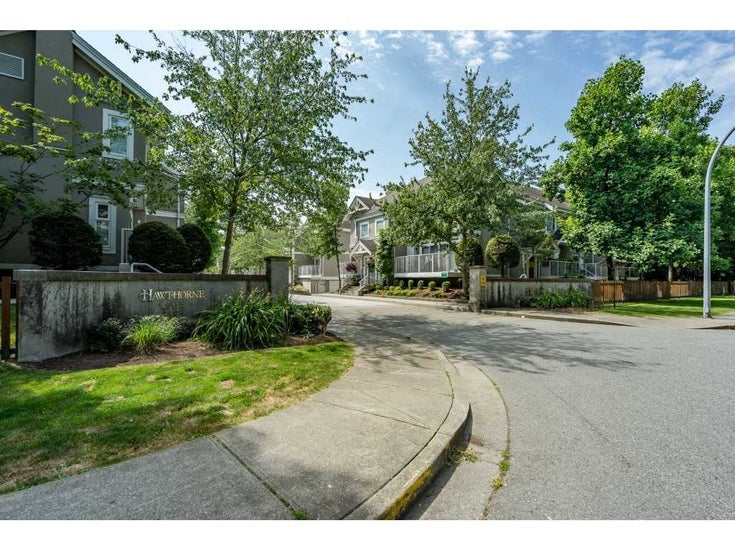 12 2422 HAWTHORNE AVENUE - Central Pt Coquitlam Townhouse for sale, 2 Bedrooms (R2485888)