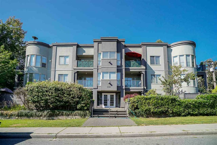 205 2345 CENTRAL AVENUE - Central Pt Coquitlam Apartment/Condo for sale, 2 Bedrooms (R2485926)