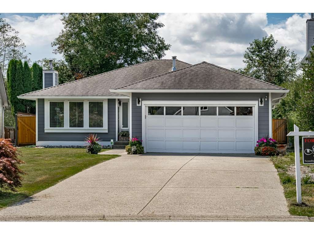 5261 198 STREET - Langley City House/Single Family for sale, 3 Bedrooms (R2485942) - #1