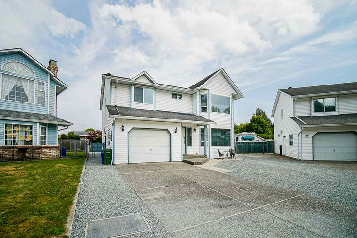 45091 HOMER PLACE - Chilliwack W Young-Well House/Single Family for sale, 4 Bedrooms (R2485964)