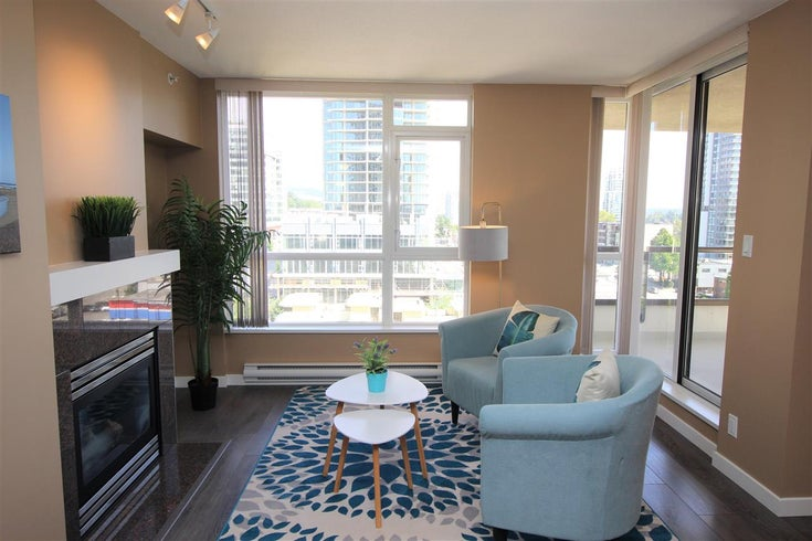 1101 2138 MADISON AVENUE - Brentwood Park Apartment/Condo for sale, 2 Bedrooms (R2485980)