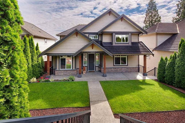 1651 PITT RIVER ROAD - Lower Mary Hill House/Single Family for sale, 5 Bedrooms (R2485983)