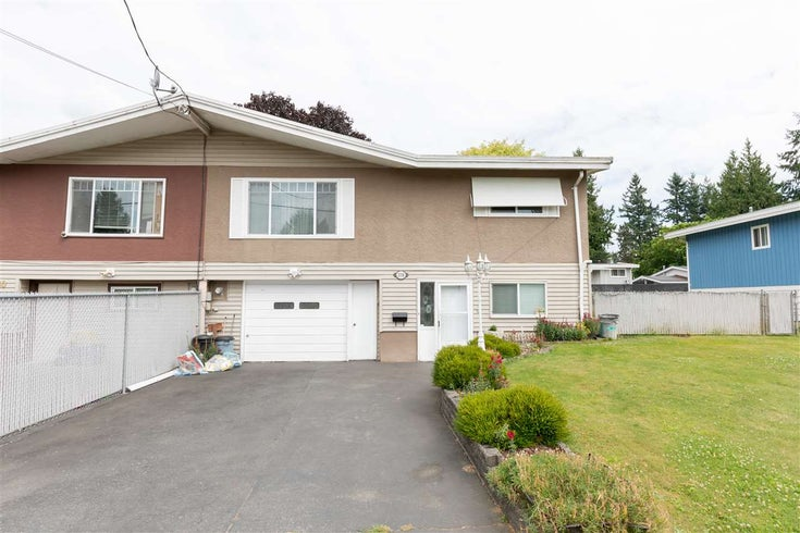 2158 LYNDEN STREET - Abbotsford West 1/2 Duplex for sale, 3 Bedrooms (R2486019)