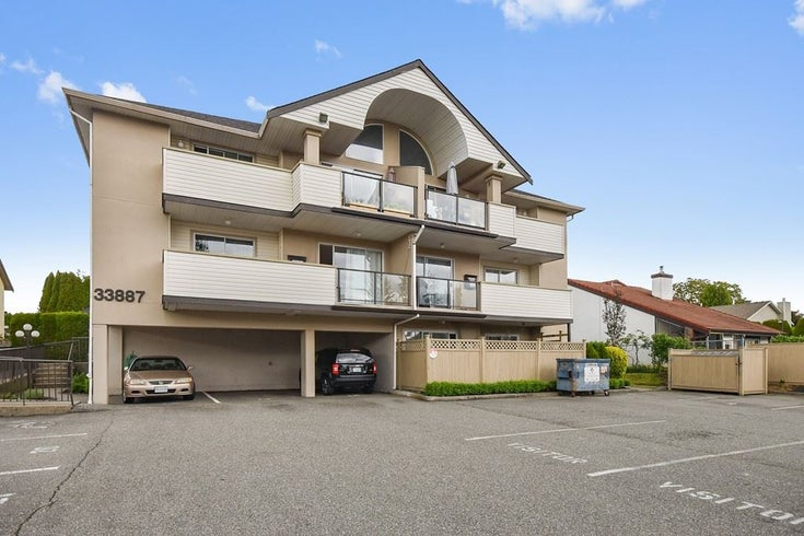 202 33887 MARSHALL ROAD - Central Abbotsford Apartment/Condo for sale, 2 Bedrooms (R2486038)
