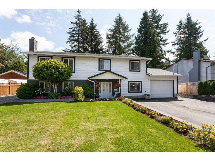 3952 205B STREET - Brookswood Langley House/Single Family for sale, 4 Bedrooms (R2486074)