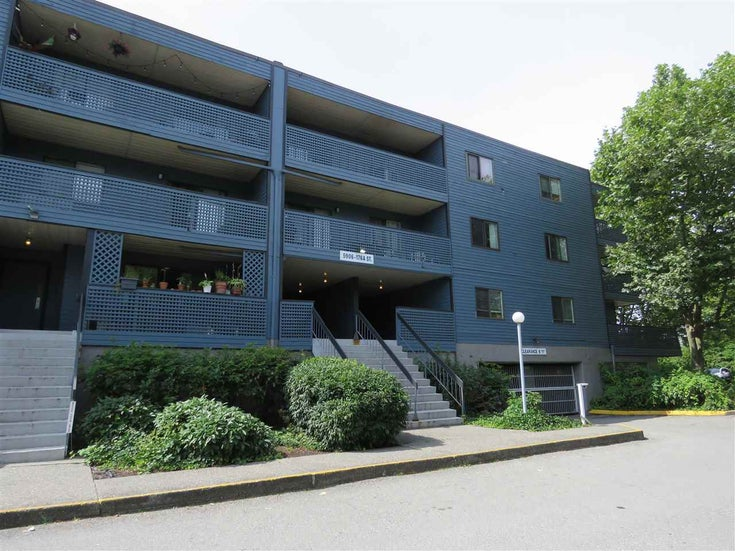 208 5906 176A STREET - Cloverdale BC Apartment/Condo for sale, 1 Bedroom (R2486082)