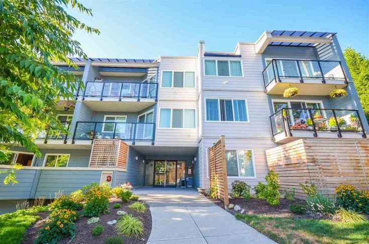 204 156 W 21ST STREET - Central Lonsdale Apartment/Condo for sale, 2 Bedrooms (R2486113)
