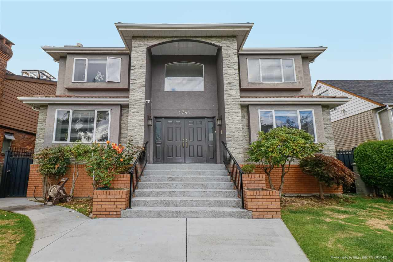 1741 E 59TH AVENUE - Fraserview VE House/Single Family for sale, 6 Bedrooms (R2486151) - #1