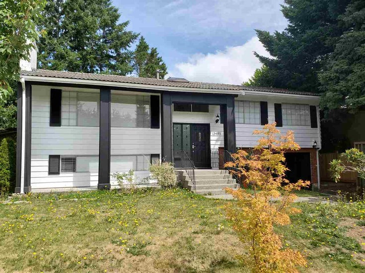 15495 OXENHAM AVENUE - White Rock House/Single Family for sale, 4 Bedrooms (R2486164)