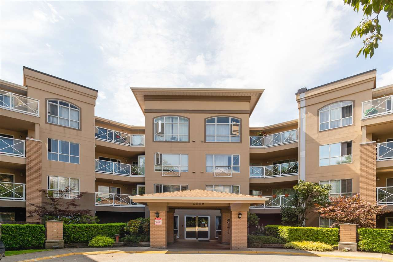 111 2559 PARKVIEW LANE - Central Pt Coquitlam Apartment/Condo for sale, 1 Bedroom (R2486202) - #1
