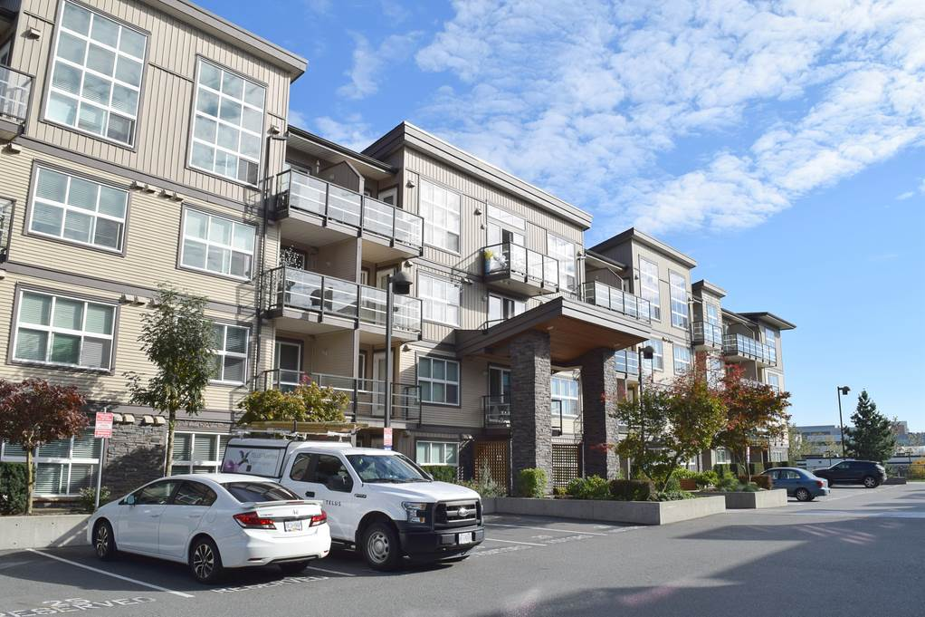 323 30525 CARDINAL AVENUE - Abbotsford West Apartment/Condo for sale, 1 Bedroom (R2486276) - #1