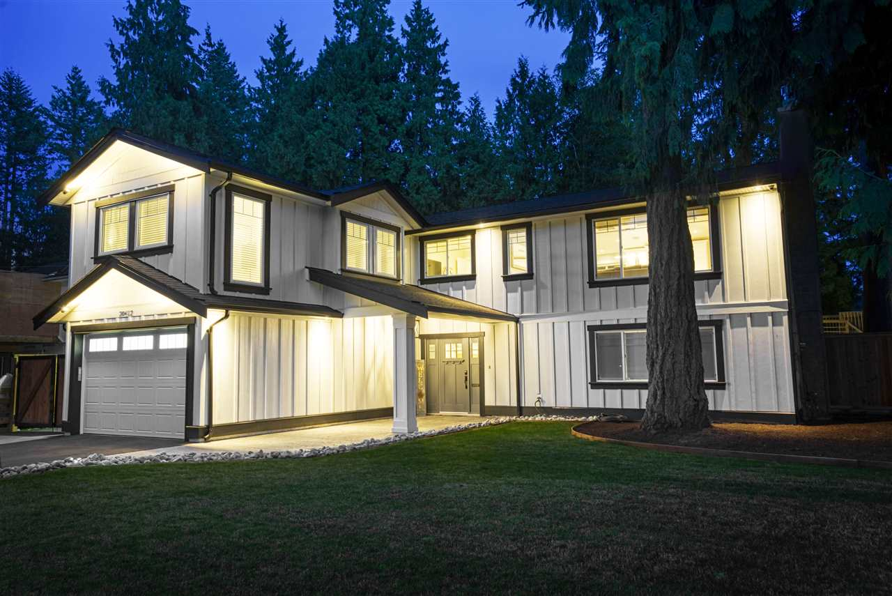 20412 40B AVENUE - Brookswood Langley House/Single Family for sale, 4 Bedrooms (R2486287) - #1