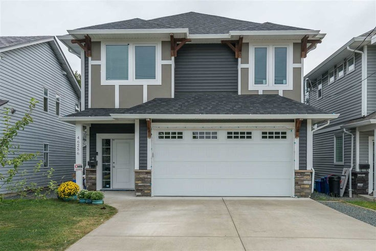 46256 RIVERSIDE DRIVE - Chilliwack N Yale-Well House/Single Family for sale, 4 Bedrooms (R2486289)
