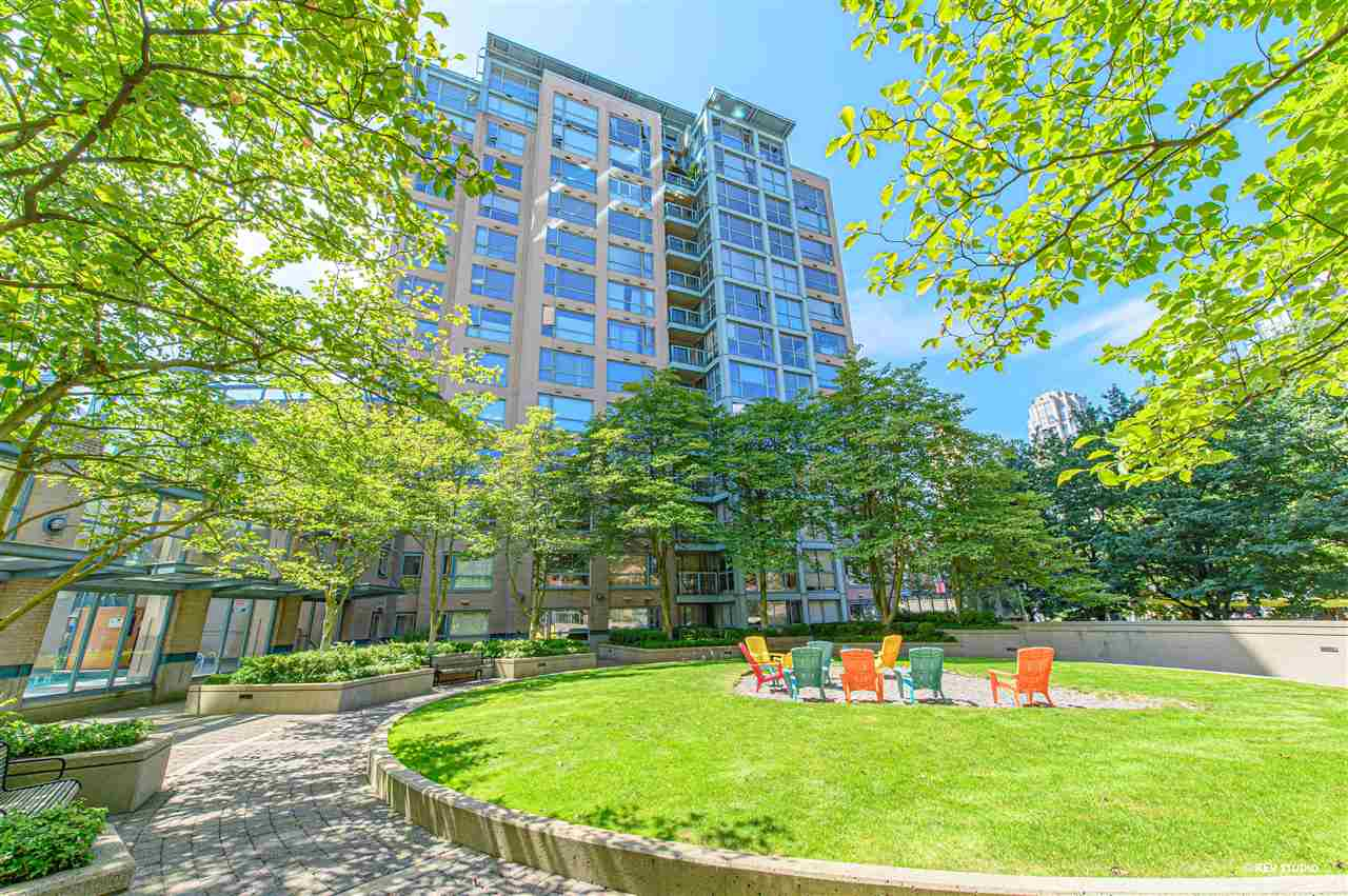 602 283 DAVIE STREET - Yaletown Apartment/Condo for sale, 2 Bedrooms (R2486321) - #1