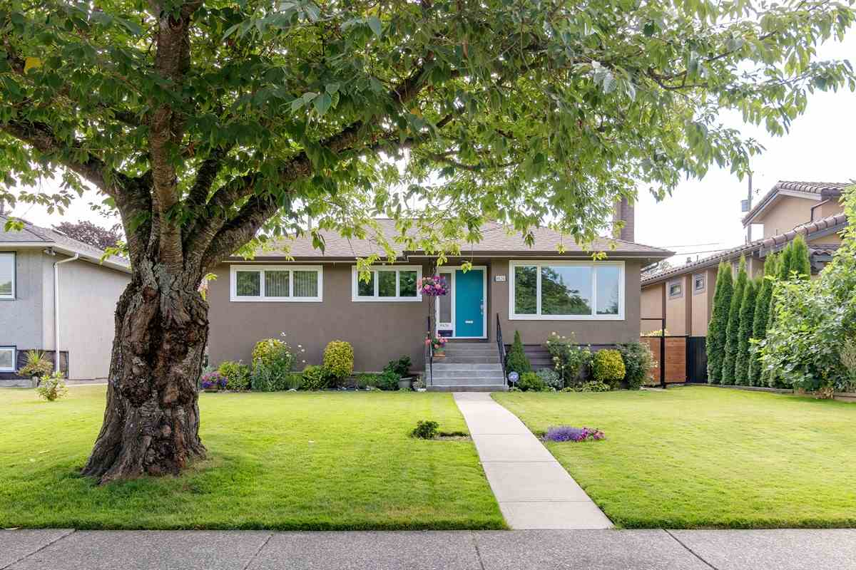 4636 WESTLAWN DRIVE - Brentwood Park House/Single Family for sale, 4 Bedrooms (R2486421) - #1