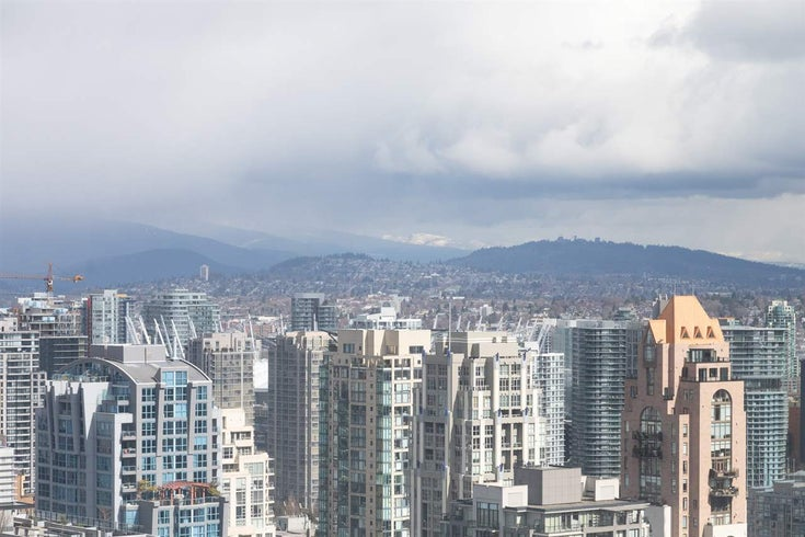4007 1480 HOWE STREET - Yaletown Apartment/Condo for sale, 1 Bedroom (R2486474)