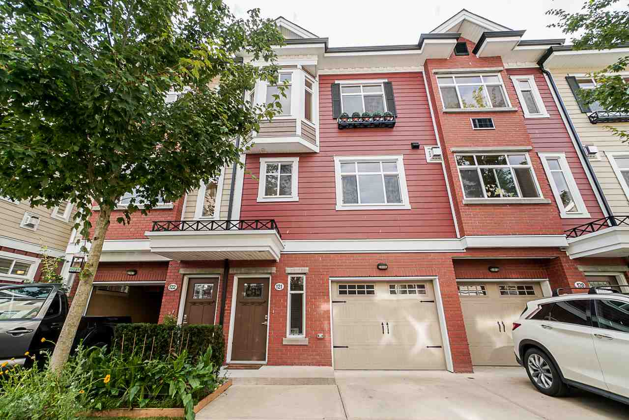 121 8068 207 STREET - Willoughby Heights Townhouse for sale, 3 Bedrooms (R2486494) - #1