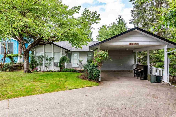 3530 CARIBOO COURT - Abbotsford East House/Single Family for sale, 4 Bedrooms (R2486527)