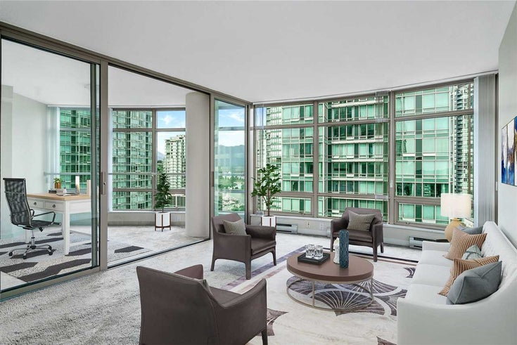 1805 1200 ALBERNI STREET - West End VW Apartment/Condo for sale, 2 Bedrooms (R2486573)
