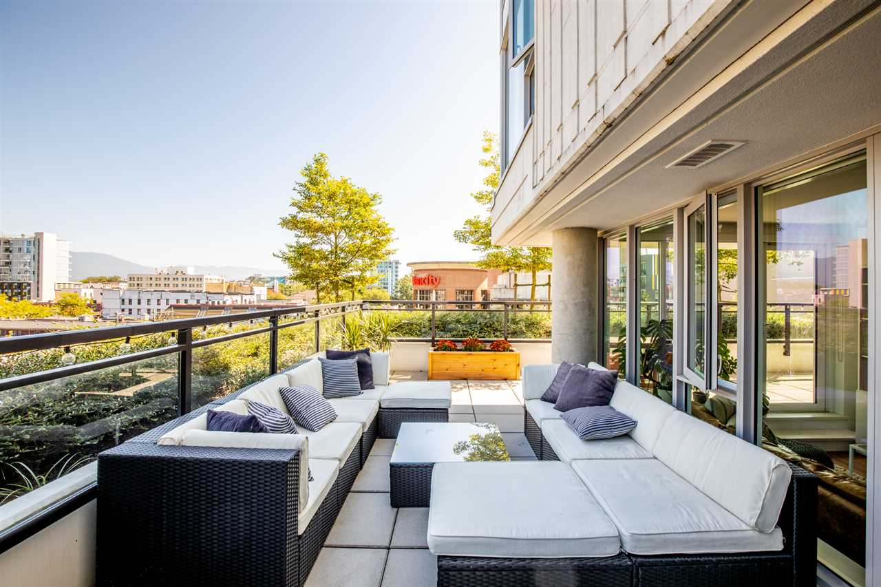 1007 188 KEEFER STREET - Downtown VE Apartment/Condo for sale, 2 Bedrooms (R2486600)