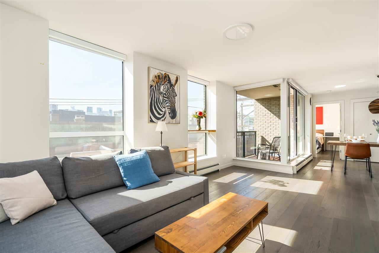 305 189 KEEFER STREET - Downtown VE Apartment/Condo for sale, 2 Bedrooms (R2486601)