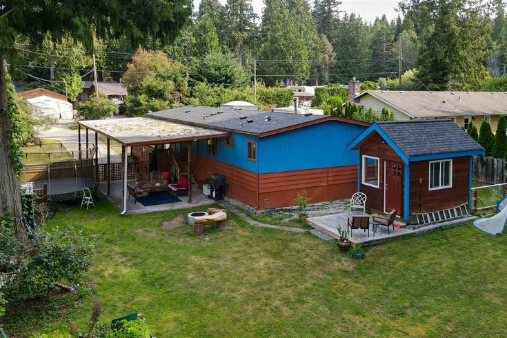 3373 RICHARDS ROAD - Roberts Creek Manufactured with Land for sale, 3 Bedrooms (R2486661)