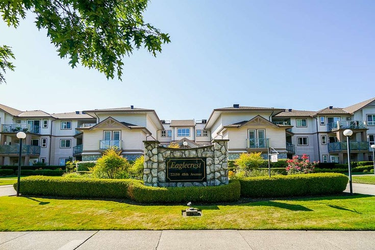 316 22150 48 AVENUE - Murrayville Apartment/Condo for sale, 2 Bedrooms (R2486682)