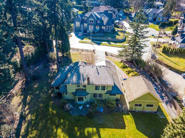 14349 27 AVENUE - Sunnyside Park Surrey House with Acreage for sale, 3 Bedrooms (R2486727)