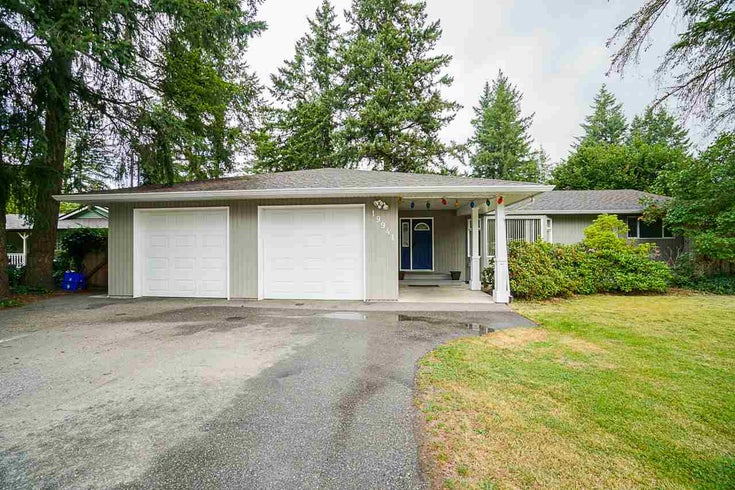 19941 37 AVENUE - Brookswood Langley House/Single Family for sale, 3 Bedrooms (R2486825)
