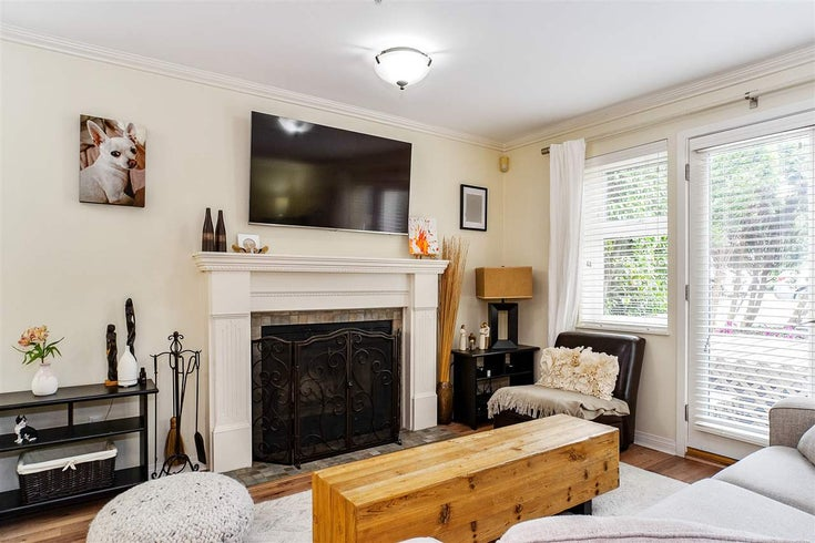 1858 W 10TH AVENUE - Kitsilano Townhouse for sale, 2 Bedrooms (R2486832)