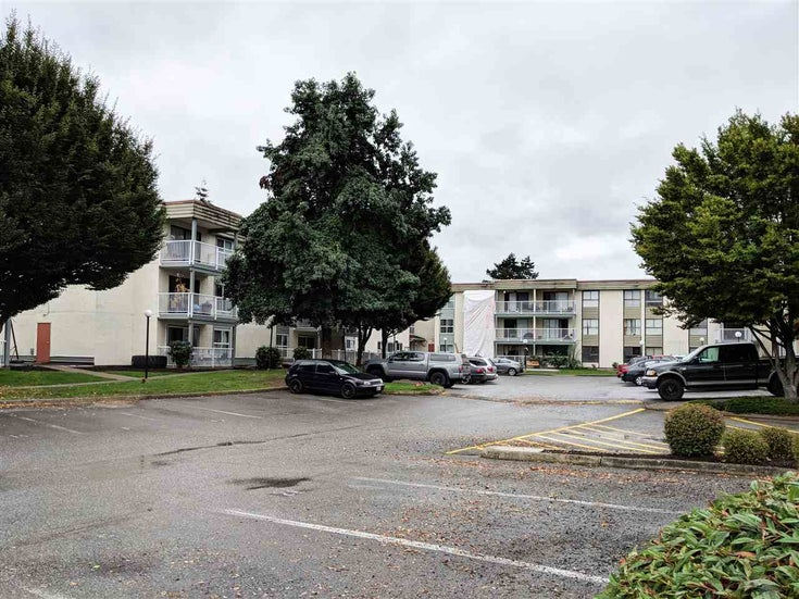 315 32850 GEORGE FERGUSON WAY - Central Abbotsford Apartment/Condo for sale, 1 Bedroom (R2486911)