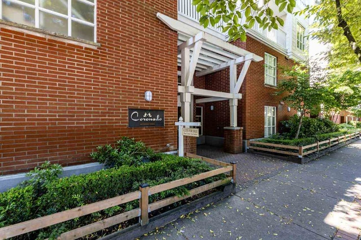 317 147 E 1ST STREET - Lower Lonsdale Apartment/Condo for sale, 2 Bedrooms (R2486912)