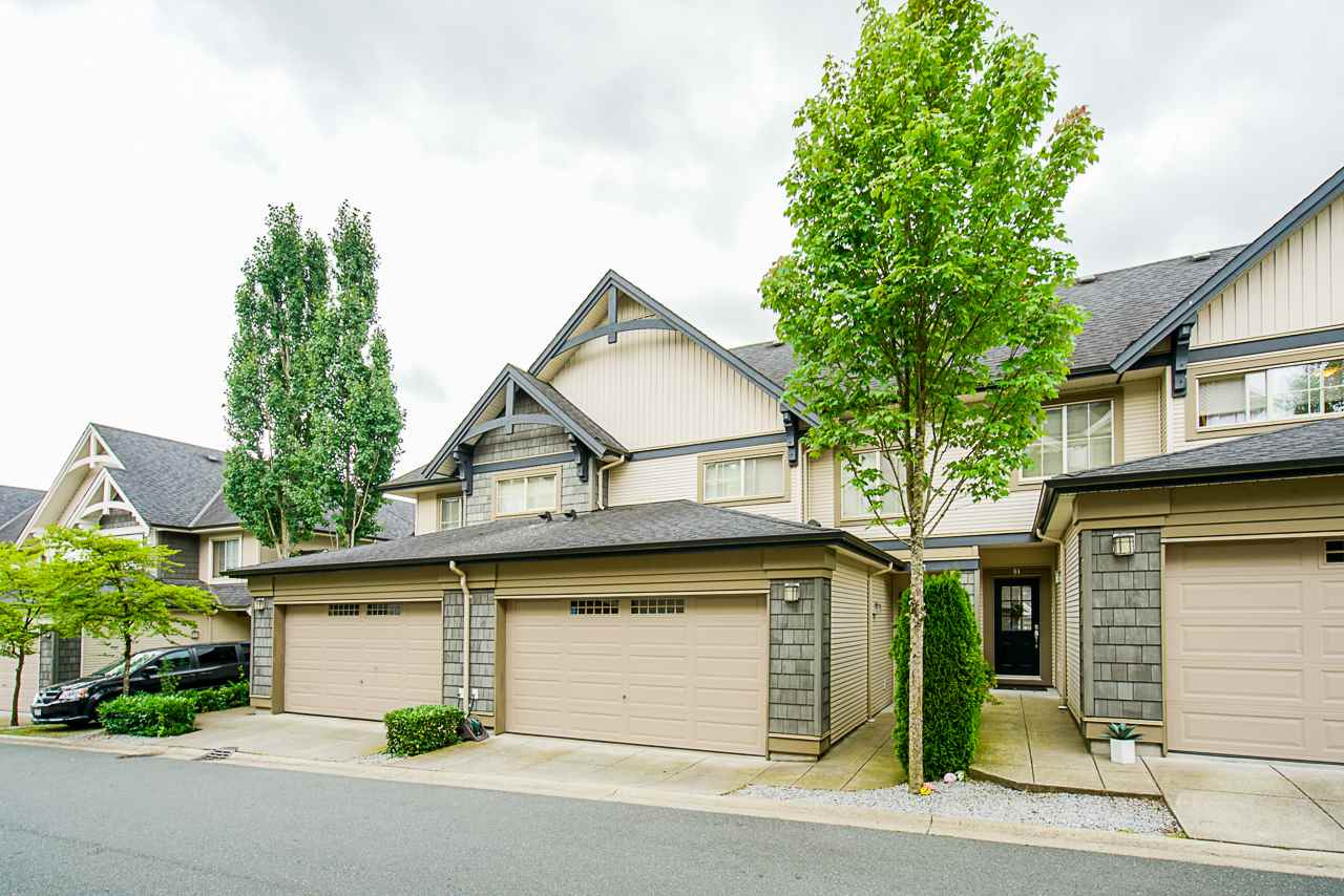 90 1369 PURCELL DRIVE - Westwood Plateau Townhouse for sale, 4 Bedrooms (R2486928) - #1