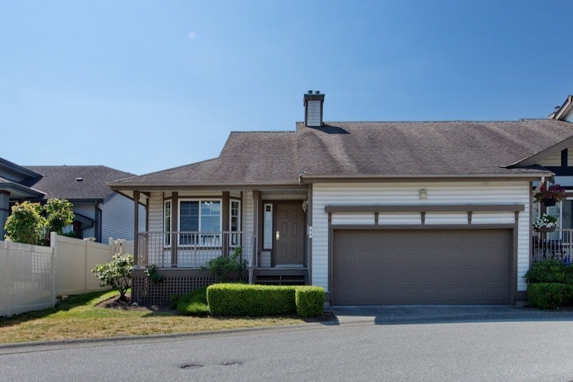 44 20222 96 AVENUE - Walnut Grove Townhouse for sale, 3 Bedrooms (R2486972) - #1