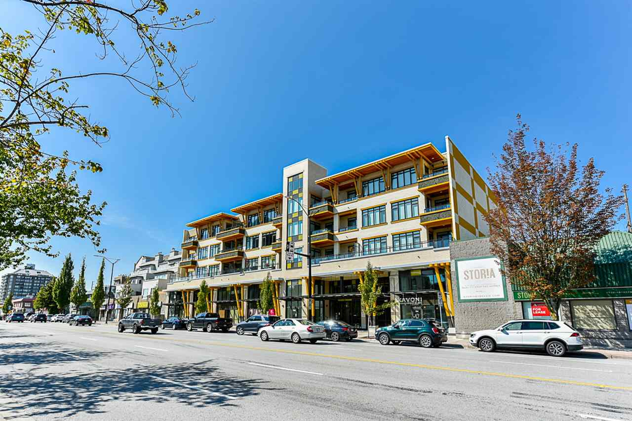 204 3971 HASTINGS STREET - Vancouver Heights Apartment/Condo for sale, 1 Bedroom (R2486986) - #1