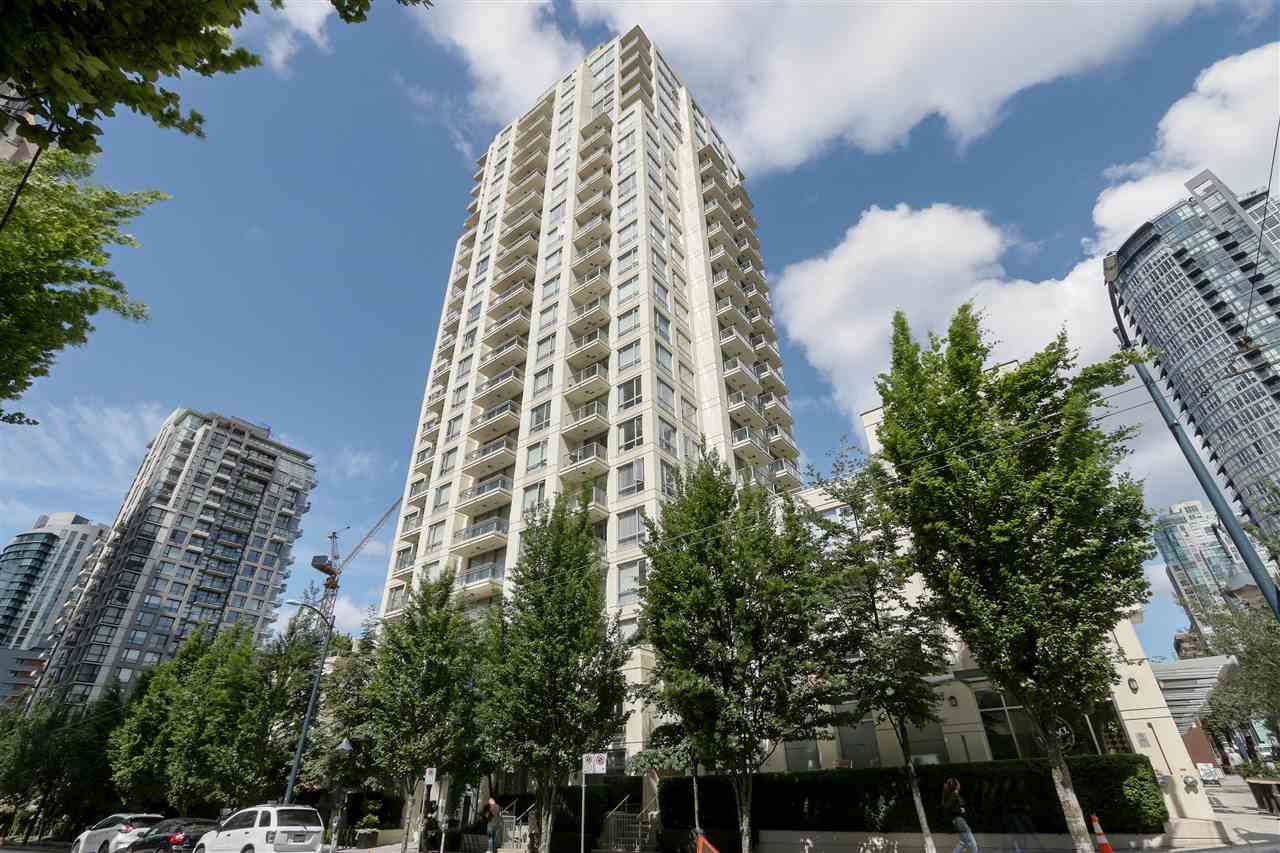 905 1225 RICHARDS STREET - Downtown VW Apartment/Condo for sale(R2487013) - #1