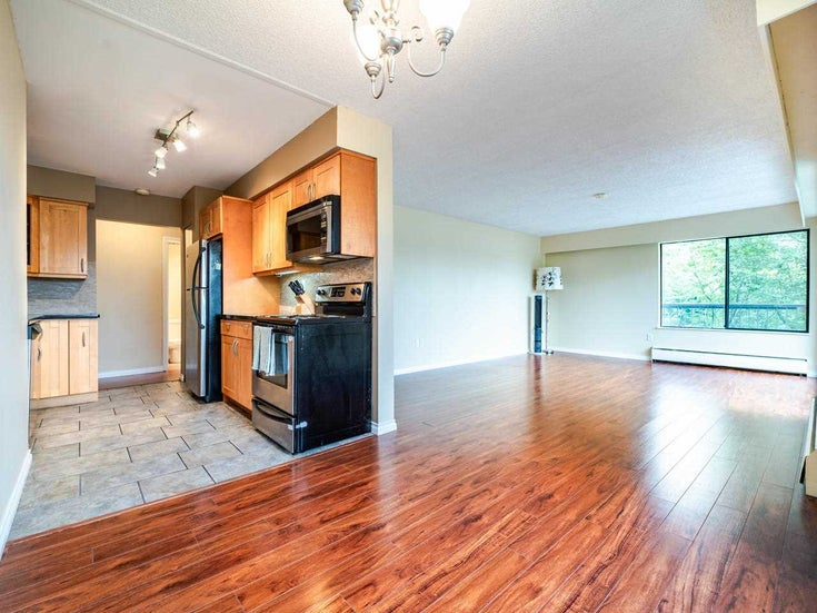 209 4345 GRANGE STREET - Central Park BS Apartment/Condo for sale, 2 Bedrooms (R2487035)