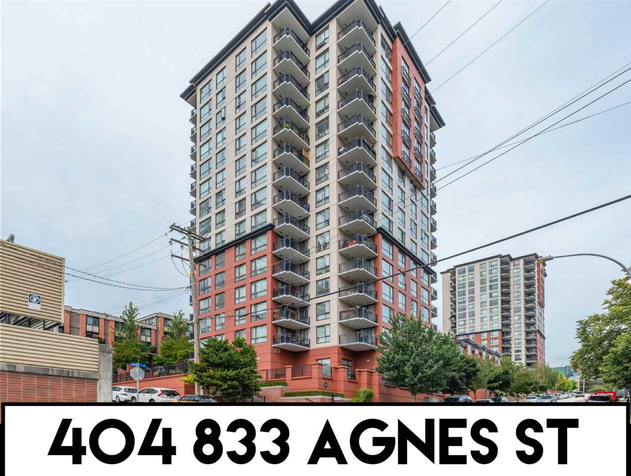 404 833 AGNES STREET - Downtown NW Apartment/Condo for sale, 2 Bedrooms (R2487078) - #1