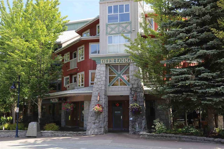 448 4314 MAIN STREET - Whistler Village Apartment/Condo for sale, 2 Bedrooms (R2487091)