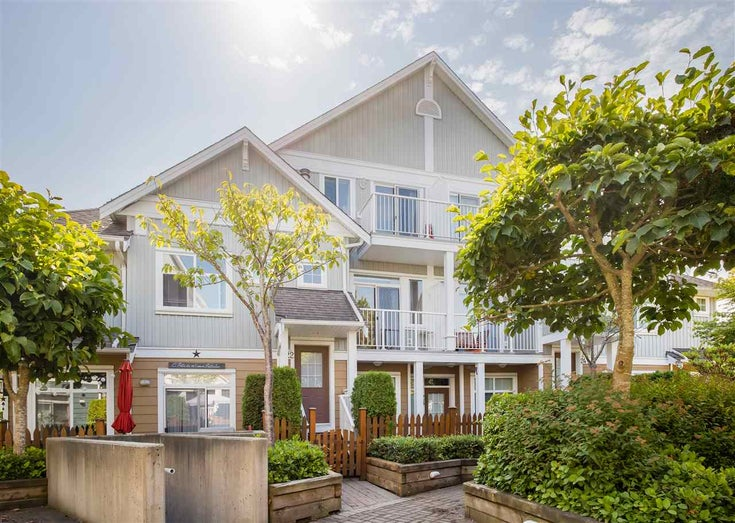 22 6300 LONDON ROAD - Steveston South Townhouse for sale, 2 Bedrooms (R2487109)
