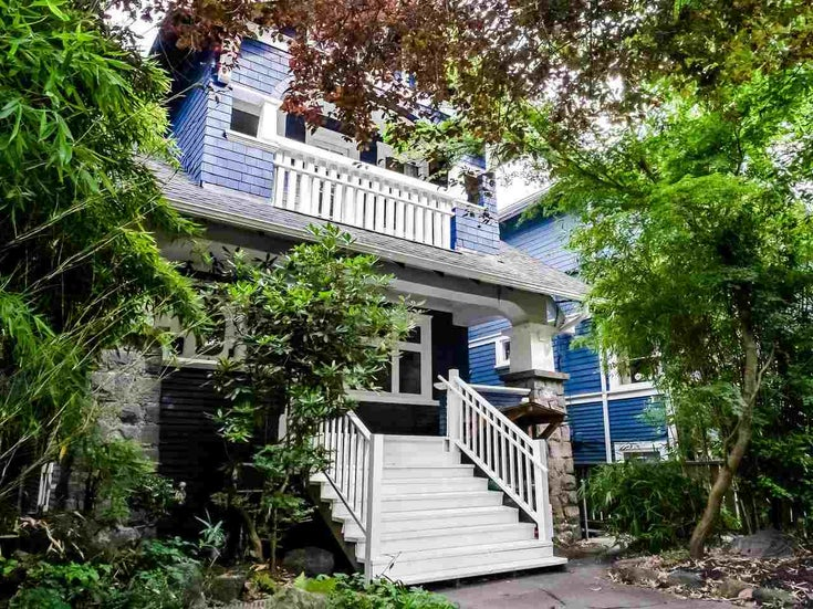 2220 STEPHENS STREET - Kitsilano House/Single Family for sale, 3 Bedrooms (R2487129)