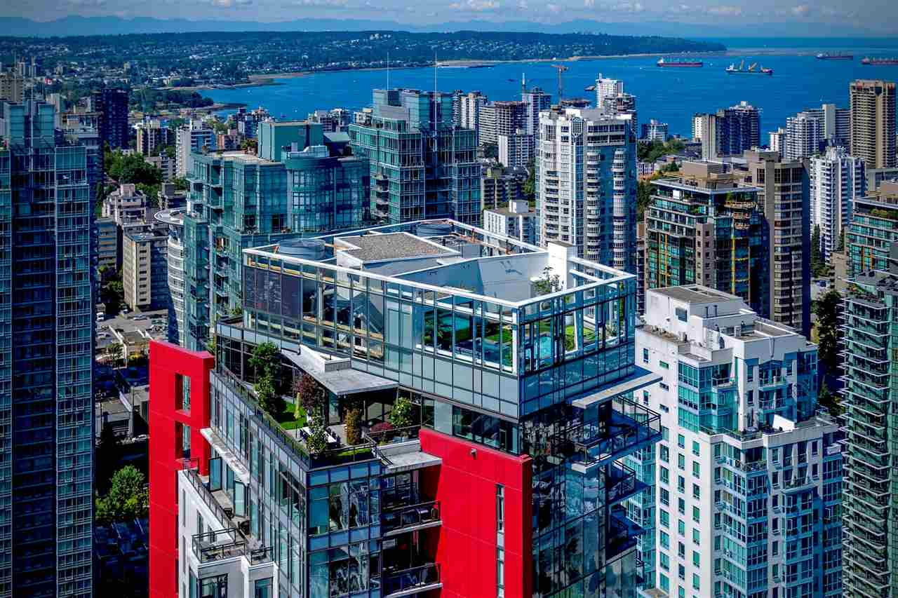 3801 1211 MELVILLE STREET - Coal Harbour Apartment/Condo for sale, 2 Bedrooms (R2487231) - #1